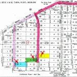 Land Rush Now | Plat Map   California Pines Parcel Map