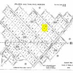 Land Rush Now | Plat Map Chaparral Rd. California Pines   California Pines Parcel Map