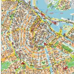 Large Amsterdam Maps For Free Download And Print   High Resolution   Printable Tourist Map Of Amsterdam