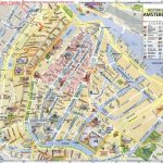 Large Amsterdam Maps For Free Download And Print   High Resolution   Tourist Map Of Amsterdam Printable
