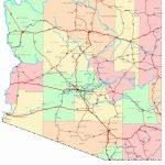 Large Arizona Maps For Free Download And Print | High Resolution And   Printable Map Of Arizona