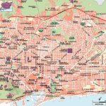 Large Barcelona Maps For Free Download And Print | High Resolution   Barcelona Tourist Map Printable