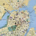 Large Boston Maps For Free Download And Print | High Resolution And   Printable Map Of Boston Attractions