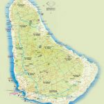Large Bridgetown Maps For Free Download And Print | High Resolution   Printable Map Of Barbados