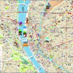 Large Budapest Maps For Free Download And Print   High Resolution   Budapest Street Map Printable