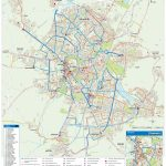 Large Cambridge Maps For Free Download And Print | High Resolution   Cambridge Tourist Map Printable