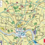 Large Cincinnati Maps For Free Download And Print | High Resolution   Printable Cincinnati Map