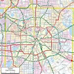 Large Dallas Maps For Free Download And Print | High Resolution And   Dallas Texas Highway Map