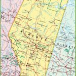 Large Detailed Map Of Alberta With Cities And Towns   Printable Map Of Alberta