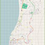 Large Detailed Map Of Puerto Vallarta   Puerto Vallarta Maps Printable