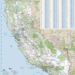 Large Detailed Road Map Of California State. California State Large   California Road Map