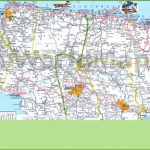 Large Detailed Road Map Of Jamaica   Printable Map Of Jamaica