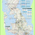 Large Detailed Road Map Of Uk - Printable Road Maps Uk