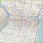 Large Detailed Street Map Of Philadelphia   Printable Map Of Philadelphia