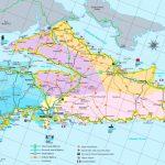 Large Detailed Tourist Map Of Nova Scotia - Printable Map Of Nova Scotia Canada