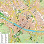 Large Florence Maps For Free Download And Print | High Resolution   Printable Walking Map Of Florence