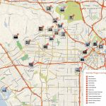 Large Hollywood, Ca Maps For Free Download And Print | High   Map Of West Hollywood California