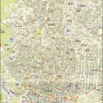 Large Madrid Maps For Free Download And Print | High Resolution And   Madrid City Map Printable