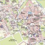 Large Marrakech Maps For Free Download And Print | High Resolution   Marrakech Tourist Map Printable