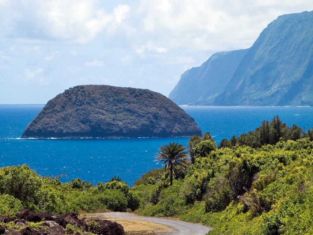 Large Molokai Maps For Free Download And Print   High-Resolution And - Molokai Map Printable