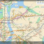Large Nyc Subway Maps | World Map Photos And Images - Printable New - Nyc Subway Map Manhattan Only Printable