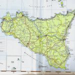 Large Sicily Maps For Free Download And Print | High Resolution And   Printable Map Of Sicily