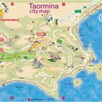 Large Taormina Maps For Free Download And Print | High Resolution   Printable Map Of Sicily