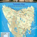 Large Tasmania Maps For Free Download And Print | High Resolution   Printable Map Of Tasmania