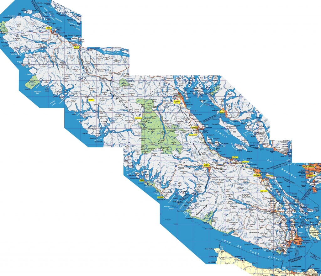 Large Vancouver Maps For Free Download And Print | High-Resolution - Printable Map Of Vancouver