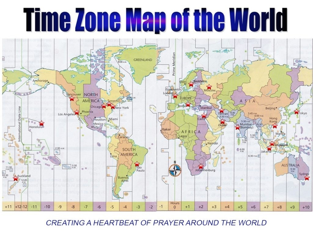 Large World Time Zone Map Exp Of Subway Springs Us Zones Printable X - Printable World Time Zone Map