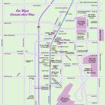 Las Vegas Map, Official Site   Las Vegas Strip Map   Printable Map Of Las Vegas Strip 2018
