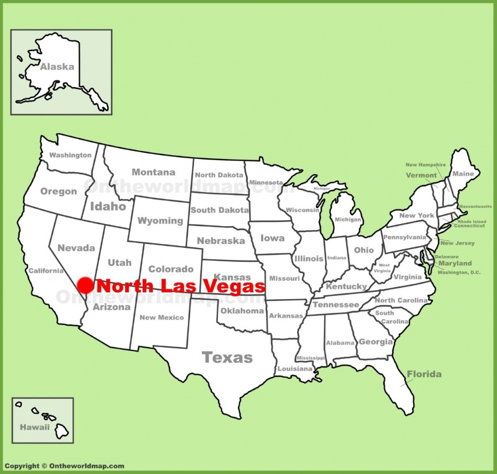 Las Vegas Map Usa California Printable Maps Nebraska State Of - Map Of Las Vegas And California
