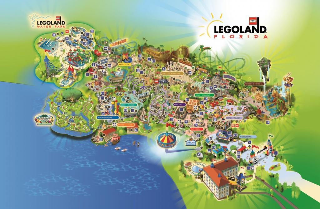 Legoland Florida Hotel Construction Photos - Coaster101 - Legoland Florida Map