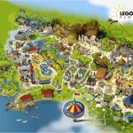 Legoland Florida Map 2011 | The Disney Blog   Legoland Map Florida