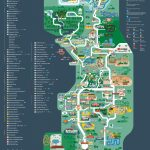 Legoland Florida Map 2016 On Behance   Legoland Map Florida