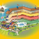 Legoland Hotel, California On Behance   California Hotel Map