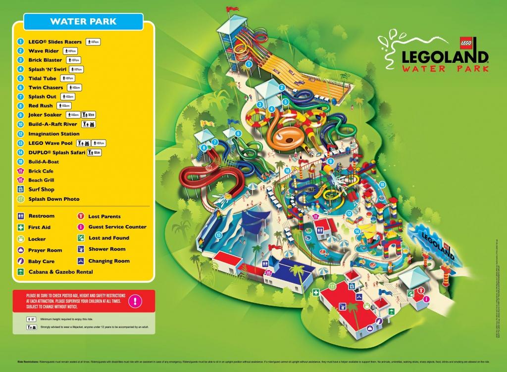 Legoland® Water Park | Legoland® Malaysia Resort - Legoland California Water Park Map
