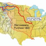 Lewis And Clark Expedition Of North America   Lessons   Tes Teach   Lewis And Clark Trail Map Printable