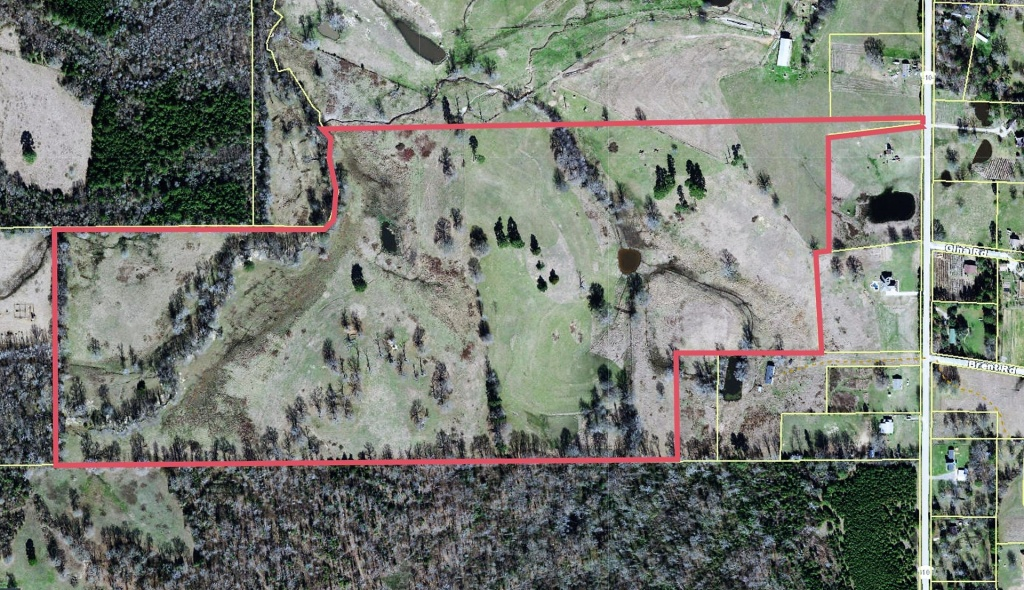 Lindale Texas Land For Sale In East Texas In Smith County| Hunting - Texas Land For Sale Map