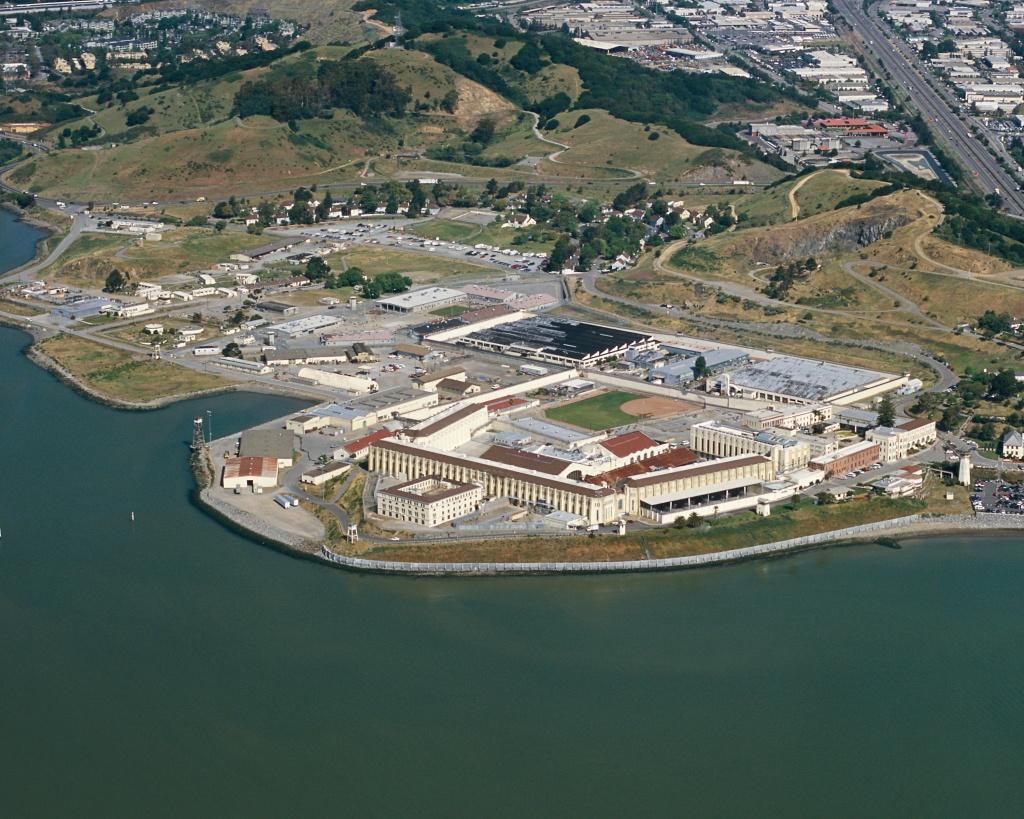 List Of California State Prisons - Wikipedia - California State Prisons Map