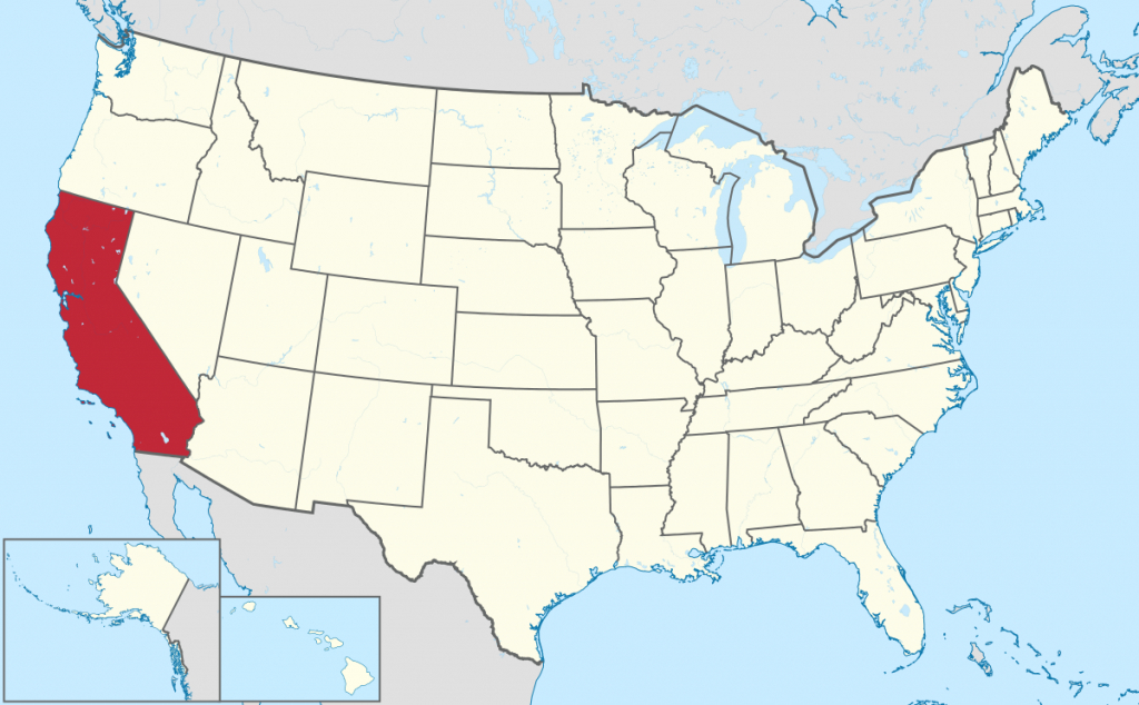 List Of Cities And Towns In California - Wikipedia - Duarte California Map