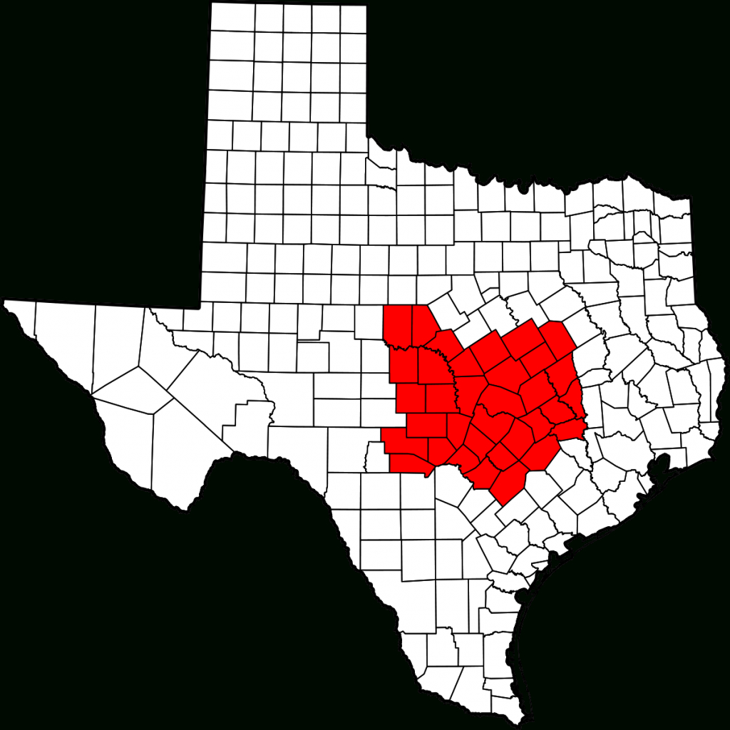 List Of Farm To Market Roads In Central Texas - Wikipedia - Texas Farm To Market Roads Map