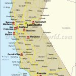 List Of Museums In California | California Museums Map   California Cities Map List