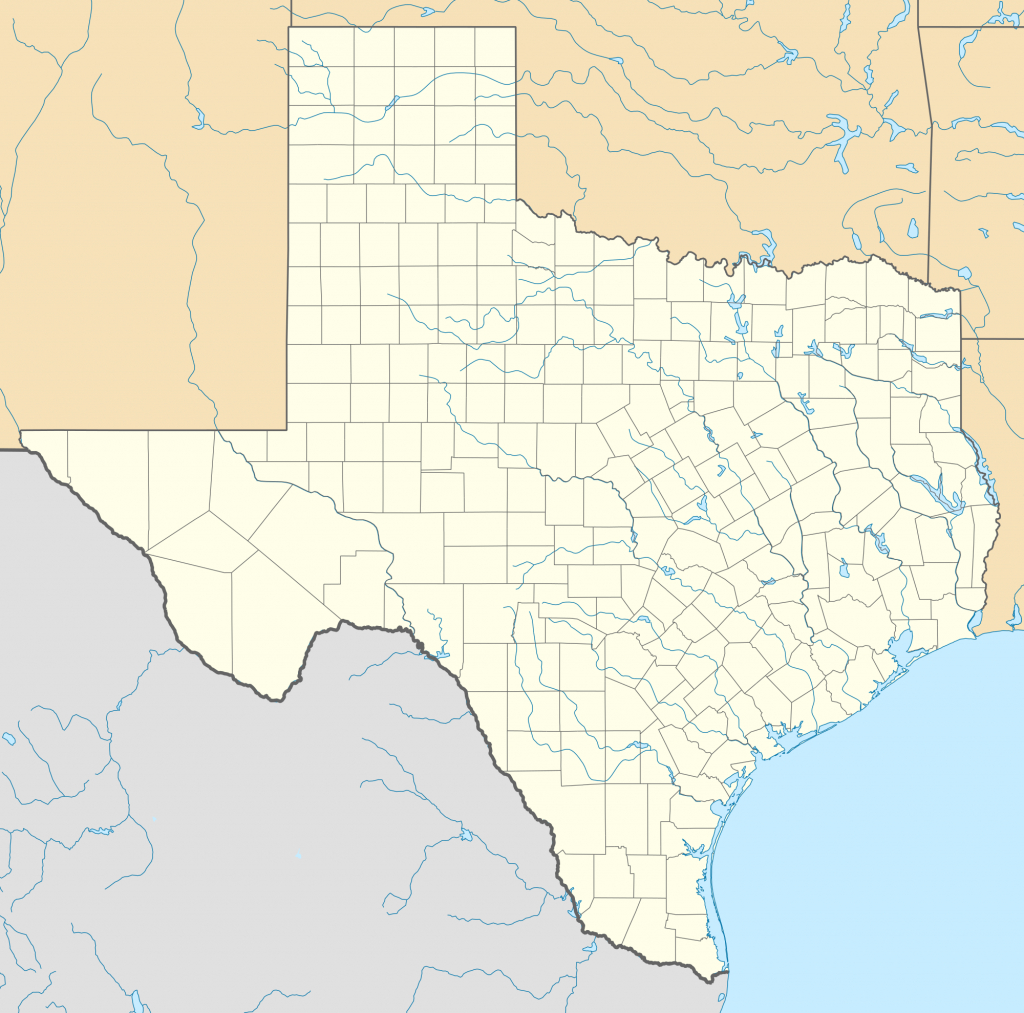 List Of Texas State Parks - Wikipedia - Map Of All Texas State Parks