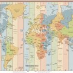 List Of Utc Time Offsets   Wikipedia   Printable World Time Zone Map