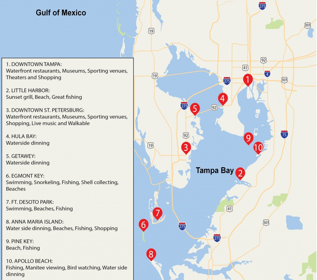 Little Harbor Watersports Things To Do - Little Harbor Watersports - Map Of Florida Showing Apollo Beach