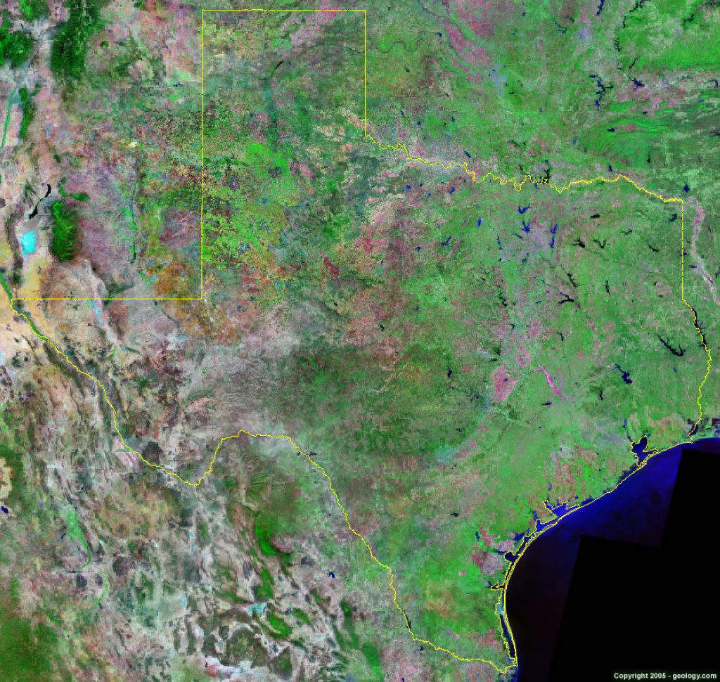 Live Satellite Map Of Houston Texas   Download Them And Print - Live Map Of Texas