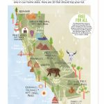 Livi Gosling – Map Of California National Parks | California Camping   California State And National Parks Map