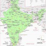 Location Jaipur India Asia World Cities Places Worth Visiting India - Printable Aerial Maps