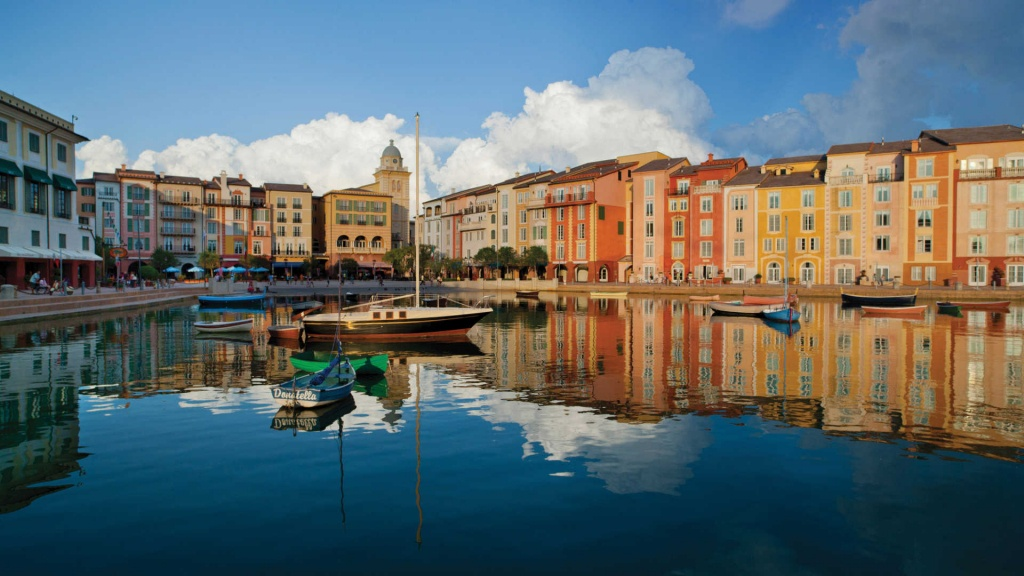 Loews Portofino Bay Hotel At Universal Orlando | A Kuoni Hotel In - Portofino Florida Map